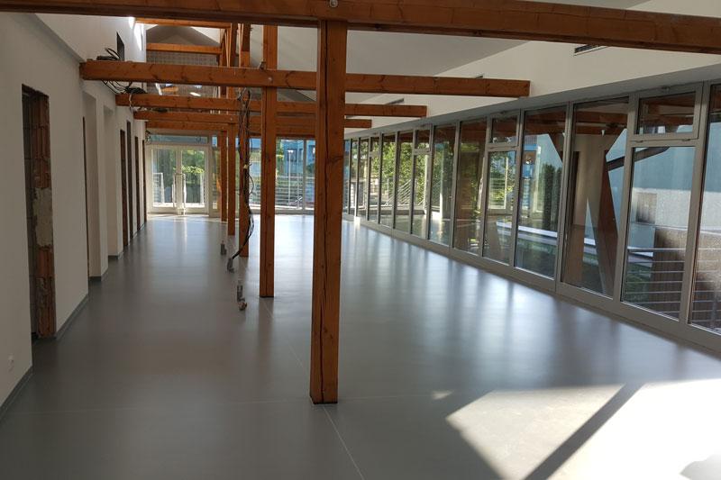 PLASTSERVIS - průmyslové podlahy na míru
