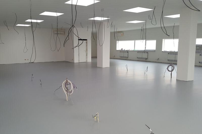 PLASTSERVIS - Polyuretanové podlahoviny technické