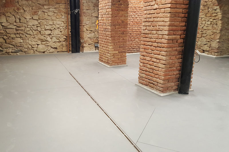 PLASTSERVIS - Polyuretanbetonové podlahy chemicky a teplotně odolné