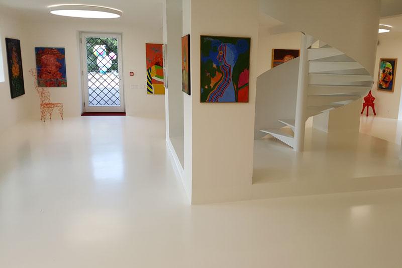 PLASTSERVIS - Polyuretanové podlahoviny interiérové