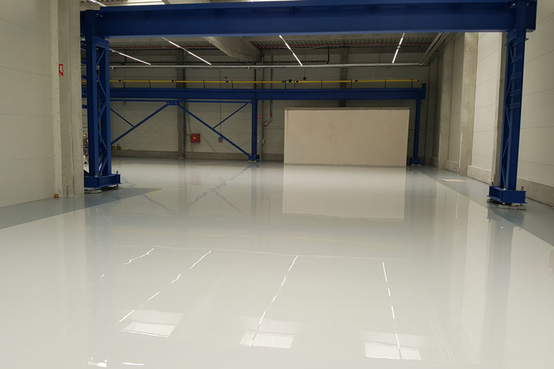 PLASTSERVIS - Epoxidové podlahoviny hladké