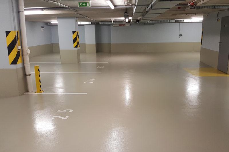 PLASTSERVIS - Epoxidové podlahoviny strukturované